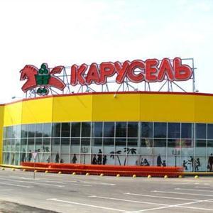 Гипермаркеты Старощербиновской