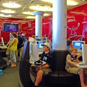 Интернет-кафе Старощербиновской