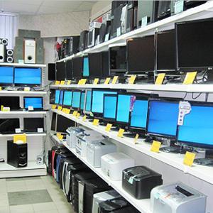 Компьютерные магазины Старощербиновской