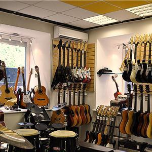 Музыкальные магазины Старощербиновской
