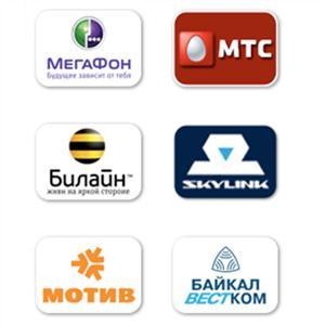Операторы сотовой связи Старощербиновской