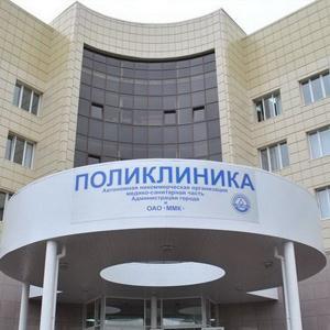 Поликлиники Старощербиновской