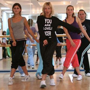 Школы танцев Старощербиновской