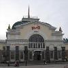 Железнодорожные вокзалы в Старощербиновской