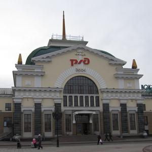 Железнодорожные вокзалы Старощербиновской